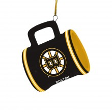 Boston Bruins Ceramic Mini Mug Ornament