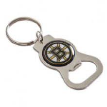 Boston Bruins Bottle Opener Keychain