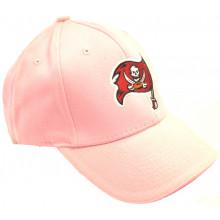 Tampa Bay Buccaneers Pink Deluxe Adjustable Hat