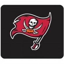 Tampa Bay Buccaneers Team Logo Neoprene Mouse Pad