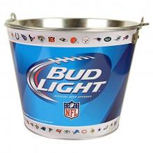 "Bud Light ""Official Beer Sponser of the NFL""  Beer  Bucket"