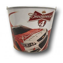 Budweiser #4 Harvick  Beer  Bucket