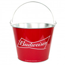 Budweiser Classic Bow Tie Beer  Bucket