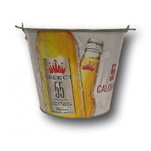 "Budweiser ""Select 55""  Beer  Bucket"