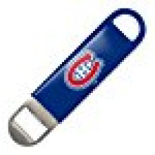 Montreal Canadiens Vinyl Covered Bottle Opener