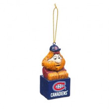 Montreal Canadiens Team Mascot Ornament
