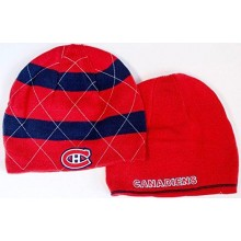 Montreal Canadiens Reversible Red Beanie