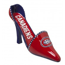 Montreal Canadiens Wine Shoe Bottle Holder
