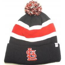 St. Louis Cardinals '47 Breakaway Cuff Pom Beanie