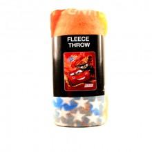 """Disney Cars """"Racing Legend"""" Fleece Character Blanket 50 x 60-inches"""
