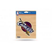 "Cleveland Cavaliers 5.75"" X 7.75"" Die-Cut Window Decal"