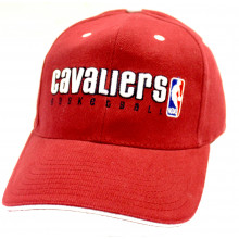 Cleveland Cavaliers Script Adjustable Hat