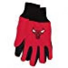 Chicago Bulls Team Color Utility Gloves