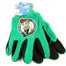 NBA Boston Celtics Team Color Utility Gloves