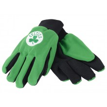 Boston Celtics Team Color Utility Gloves