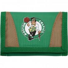 Boston Celtics Tri-Fold Nylon Chamber Wallet