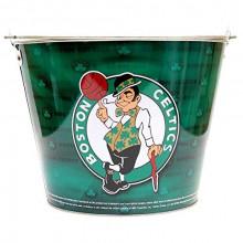 Boston Celtics 5 Qt. Aluminum Ice Bucket