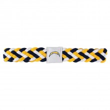 LA  Chargers  Braided Headband