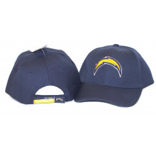 Los Angeles Chargers Classic Navy Hat Cap Lid