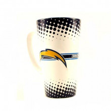 San Diego Chargers 16-ounce Sculpted Latte Mug
