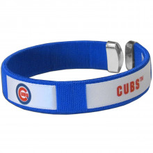 Chicago Cubs Fan Band Bracelet