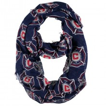 Chicago Fire Logo Infinity Scarf