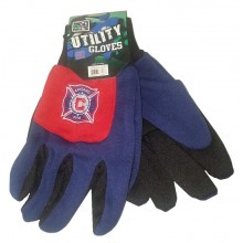 Chicago Fire Team Color Utility Gloves