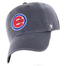 75ad5e49100 ... closeout chicago cubs 47 brand denim slouch clean up hat cap lid 1756a  ad9e3