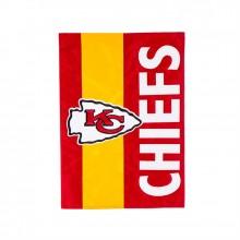 Kansas City Chiefs Embellish Garden Flag