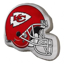 Kansas City Chiefs  Helmet Plush Pillow