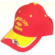 Kansas City Chiefs Classic Script Hat Cap Lid