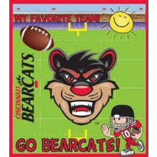 Cincinnati Bearcats 24 Piece Youth Puzzle