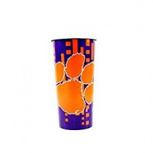Clemson Tigers 16-ounce Insulated Travel Mug