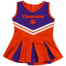 Clemson Tigers Colosseum Infant  Cheerdress