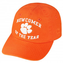 "Clemson Tigers  Infant ""New Comer of the Year"" Hat"
