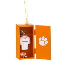 Clemson Tigers  NCAA Team Locker Ornament