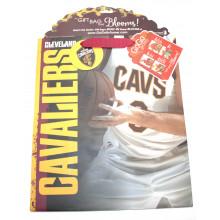 Cleveland Cavaliers Large GoGo Gift Bag