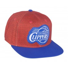 Los Angeles Clippers Christmas Day On-Court Impact Camo Snapback Hat