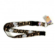 LA Clippers Camo Breakaway Lanyard Key Chain