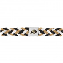 Colorado Buffaloes Braided Headband