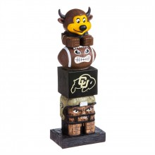 Colorado Buffalos Tiki Totem