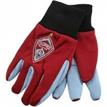 Colorado Rapids Team Color Utility Gloves