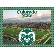 Colorado State Rams 500 Piece Puzzle