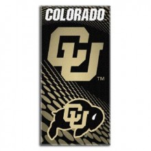 "Colorado Buffalos 30"" x 60"" Dual Logo  Beach Towel"