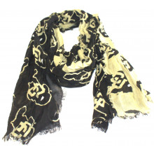 Colorado Buffaloes Split Logo Scarf