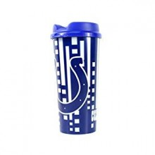 Indianapolis Colts 16-ounce Insulated Travel Mug