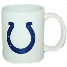 Indianapolis Colts 11 oz White Ceramic Mug