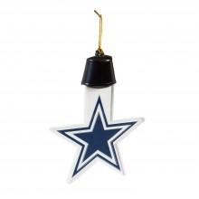 Dallas Cowboys Acrylic LED Light Up Ornament