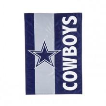 Dallas Cowboys Embellish House Flag