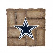 Dallas Cowboys 12 inch x 12 inch Garden Stone